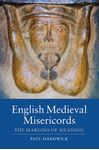 Picture of English Medieval Misericords: The Margins of Meaning