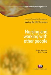 Picture of Nursing and Working with Other People