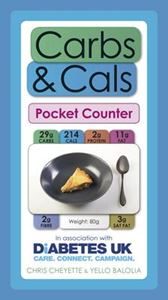 Picture of Carbs & Cals Pocket Counter