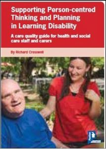 Picture of Supporting Person-centred Thinking and Planning in Learning Disability Guide