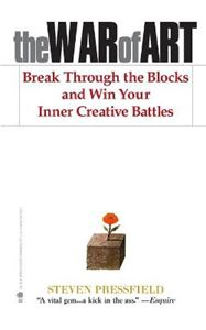 Picture of War of Art: Break Through the Blocks and Win Your Inner Creative Battles