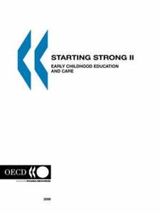 Picture of Starting strong II;Early childhood education & care