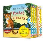 Picture of Axel Scheffler Pocket Library