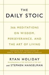 Picture of DAILY STOIC: 366 MEDITATIONS ON WISDOM, PERSEVERANCE, AND THE ART OF LIVING