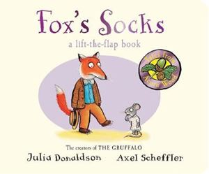 Picture of Tales from Acorn Wood: Fox's Socks