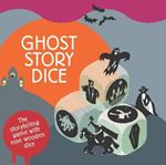 Picture of Ghost Story Dice: The Storytelling Game with Nine Wooden Dice