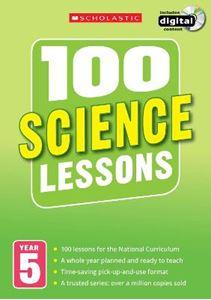 Picture of 100 Science Lessons: Year 5: Year 5