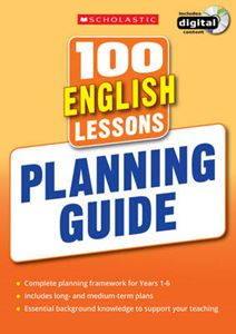 Picture of 100 English Lessons: Planning Guide