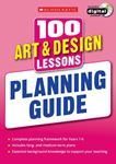 Picture of 100 Art & Design Lessons: Planning Guide