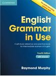 Picture of English Grammar in Use Book with Answers: A Self-Study Reference and Practice Book for Intermediate Learners of English 4ed