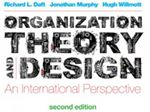 Picture of Organization Theory and Design: An International Perspective