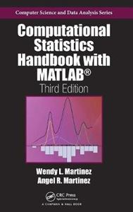 Picture of Computational Statistics Handbook with MATLAB