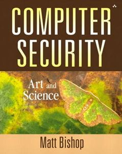 Picture of Computer Security: Art and Science (Two Volumes)