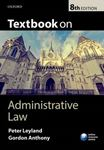 Picture of Textbook on Administrative Law 8ed