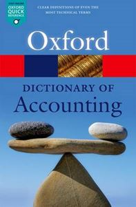 Picture of Oxford Dictionary of Accounting 5ed