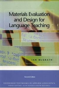 Picture of Materials Evaluation and Design for Language Teaching