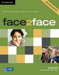 Picture of Face2face Advanced Workbook with Key