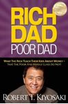 Picture of Rich Dad Poor Dad: What the Rich Teach Their Kids About Money - That the Poor and Middle Class Do Not!