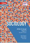 Picture of AQA A Level Sociology Student: Book 2 4ed