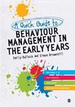 Picture of Quick Guide To Behaviour Management