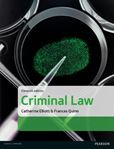 Picture of Criminal Law 11ed
