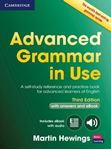 Picture of Advanced Grammar in Use Book with Answers and Interactive eBook: A Self-Study Reference and Practice Book for Advanced Learners of English 3ed