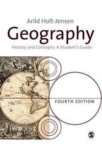 Picture of Geography: History and Concepts