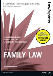 Picture of Law Express: Family Law 6ed