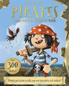 Picture of Jonny Duddle's Pirates Colouring & Activity Book