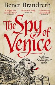 Picture of Spy of Venice: A William Shakespeare Novel