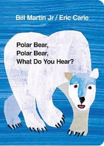 Picture of Polar Bear, Polar Bear, What Do You Hear?
