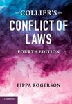 Picture of Collier's Conflict of Laws 4ed