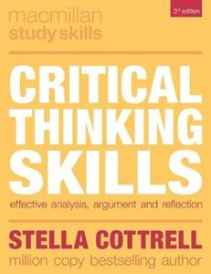 Picture of Critical Thinking Skills: Developing Effective Analysis and Argument 3ed