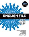 Picture of English File Pre-Intermediate: Workbook with Key and iChecker