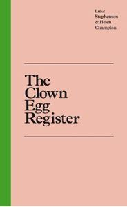 Picture of Clown Egg Register