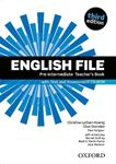Picture of New English File: Pre-Intermediate: Teacher's Book with Test 3ed