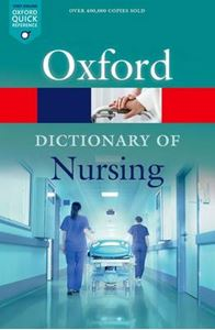 Picture of Oxford Dictionary of Nursing 7ed