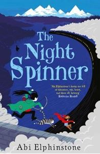 Picture of Night Spinner (Tribe's Adventures Bk3)