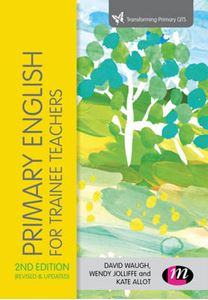 Picture of Primary English for Trainee Teachers 2ed