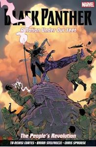 Picture of Black Panther: a Nation Under Our Feet Volume 3: The People's Revolution: Volume 3