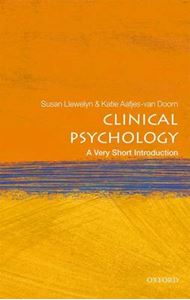 Picture of Clinical Psychology: A Very Short Introduction