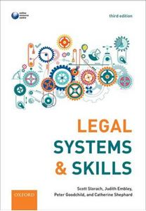 Picture of Legal Systems and Skills 3ed