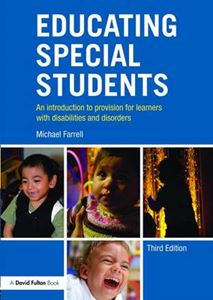 Picture of Educating Special Students: An Introduction to Provision for Learners with Disabilities and Disorders