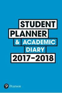 Picture of Student Planner and Academic Diary 2017-2018