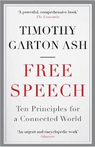 Picture of Free Speech: Ten Principles for a Connected World