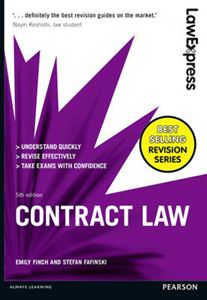 Picture of Law Express: Contract Law