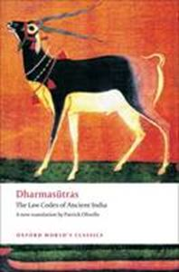 Picture of Dharmasutras: Law Codes of Ancient India