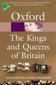Picture of Oxford Kings and Queens of Britain