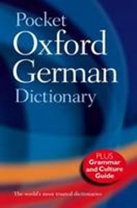 Picture of Pocket Oxford German Dictionary