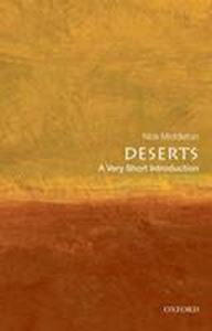 Picture of Deserts: A Very Short Introduction